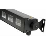 QTX Ultraviolet LED Bar 9 x 3 Watt