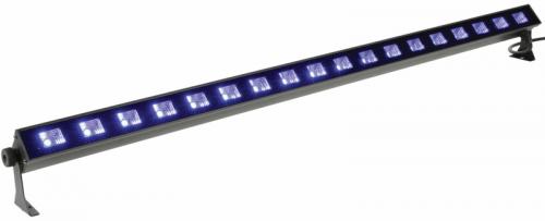 QTX Ultraviolet LED Bar 18 x 3 Watt