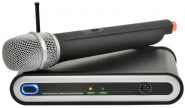 QTX UH5 Handheld UHF wireless microphone System