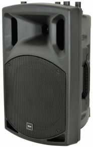 "QTX QX 12A Active Moulded Speaker, 12"" and HF"