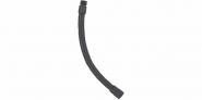 QTX Gooseneck 38cm 15in Black