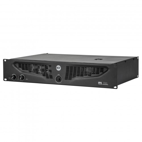 RCF IPS 700 300 Watts @ 4 Ohms per channel Amplifier