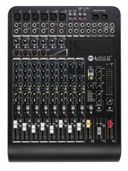 RCF L-Pad 12CX Mixer with Compressor and Effects