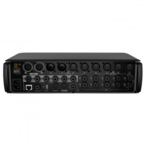 RCF M18 SMALL-FORMAT WIFI-CONTROLLED DIGITAL MIXER