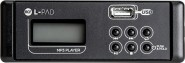 RCF L-Pad Player Card MP3