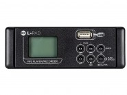 RCF L-Pad Player Recorder Card MkII
