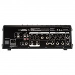 RCF E 12 12-CHANNEL MIXING CONSOLE WITH SUPERIOR EFFECTS AND EQS