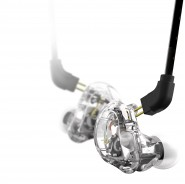 Stagg SPM-235 TR Twin Driver IN-EAR STAGE MONITOR TRANSPARENT