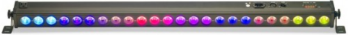 Stagg COLOUR BAR 24X4W 4 IN 1 1 Metre Long