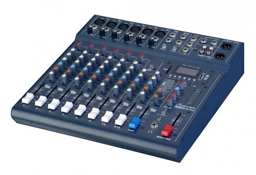 Studiomaster CLUBXS10 10 Input, 4 Channel Mixer